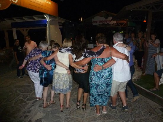 katafygio: party!
