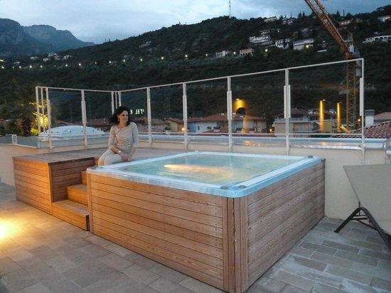 Eco Hotel Bonapace: WHIRLPOOL
