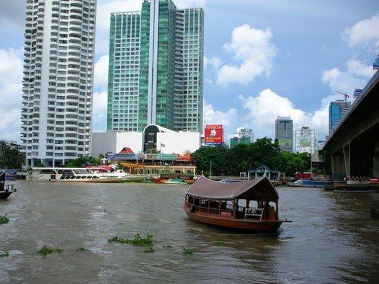 แม่น้ำเจ้าพระยา: CHAO PRAYA RIVER