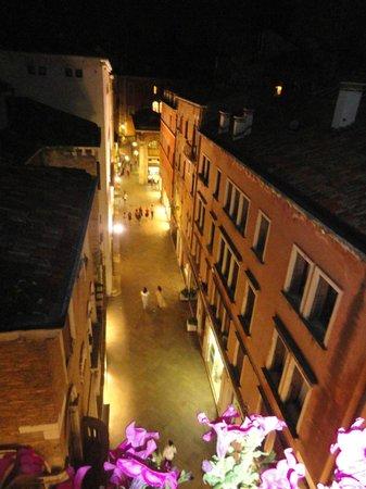 Hotel a La Commedia : terrasse panoramique