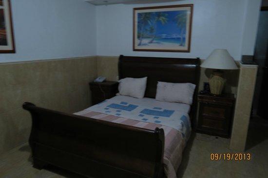 Hotel La Parada: quarto