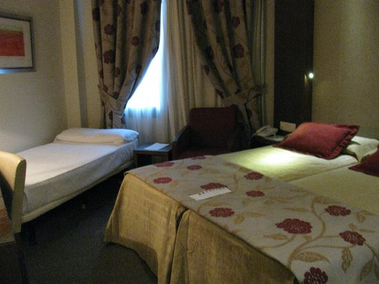 Hipotels Hotel Sherry Park : Chambre