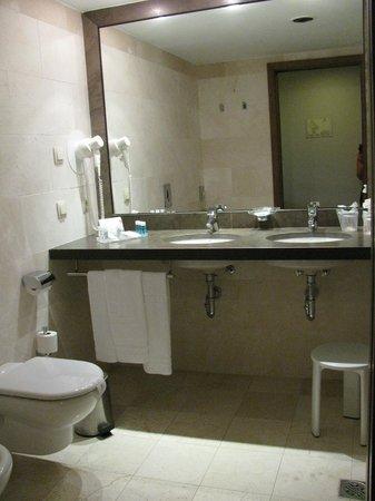 Hipotels Hotel Sherry Park : Salle de bains