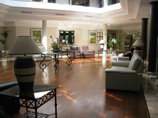 Hipotels Hotel Sherry Park : Hall d'entrée de l'hôtel