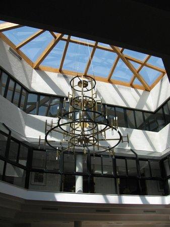 Hipotels Sherry Park : Hall d'entrée de l'hôtel
