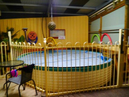 Down to Erth B &B: swimming room