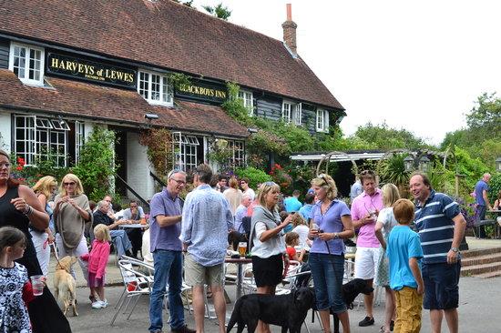 Blackboys Inn: Fabulous weather helped make our Beer & Music Festival weekend a huge success!