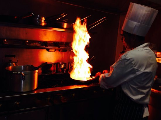 The New Gurkha: Our chef
