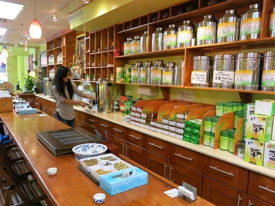 Vital Tea Leaf: Beautiful Tea Shop
