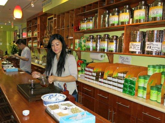 Vital Tea Leaf : Making Tea