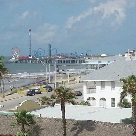 Doubletree By Hilton Hotel Galveston Beach View From Your Room
