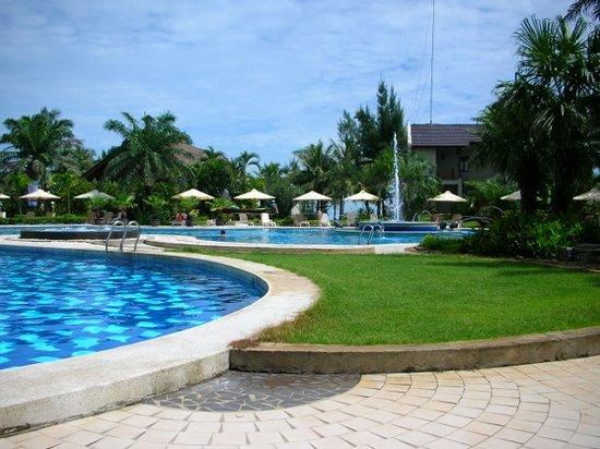 Palm Garden Beach Resort & Spa: PISCINA
