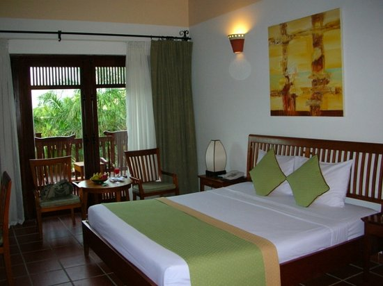 Palm Garden Beach Resort & Spa: HABITACION