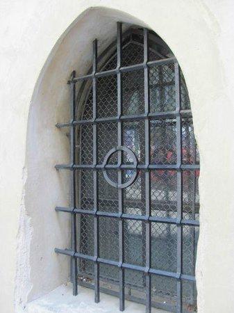 Old-New Synagogue (Staronova synagoga) : detail