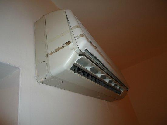 La Foret : Ar condicionado não funciona