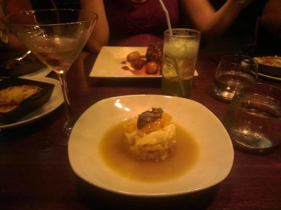 8ctavo Rooftop Restaurant & Lounge : Soup