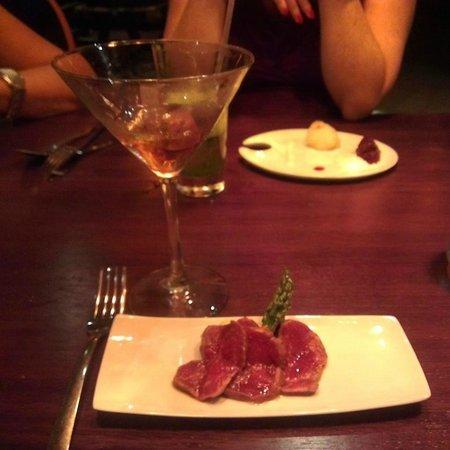 8ctavo Rooftop Restaurant & Lounge : Tataki