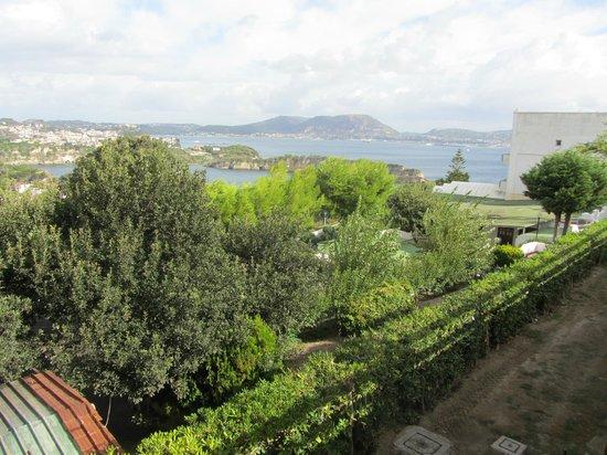 Cala Moresca: Naples again