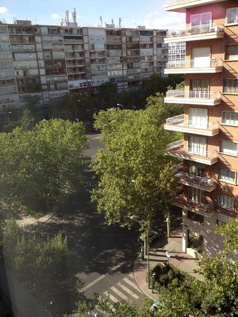 AC Hotel Aitana: The view from the room