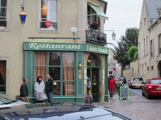 L'Assiette Normande : L'Assiette Normand