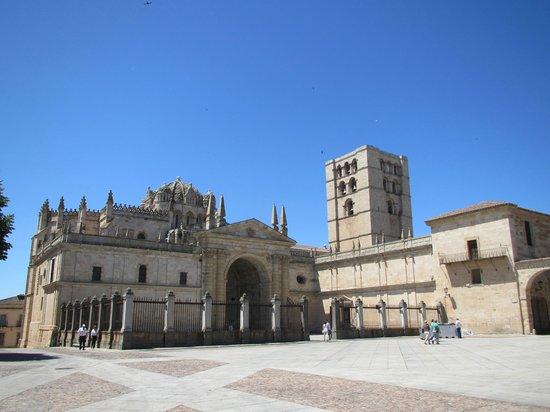 Parador de Zamora: Visitando el casco antiguo