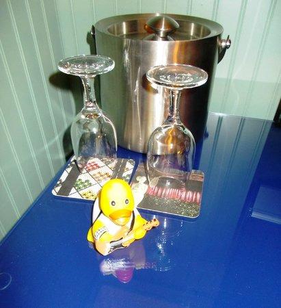 Hotel Triton: Mr Duck!