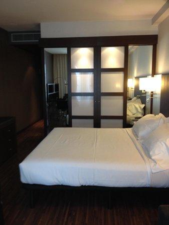 AC Hotel Torino : Upgraded room