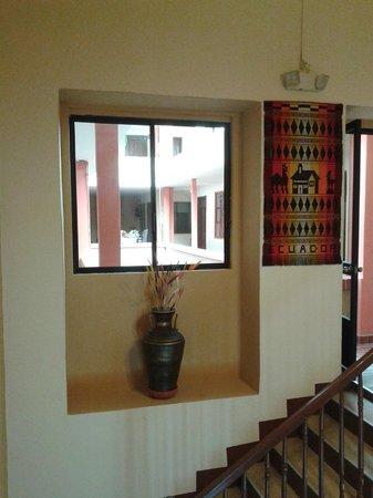 Hotel Estambul : Tipical Area