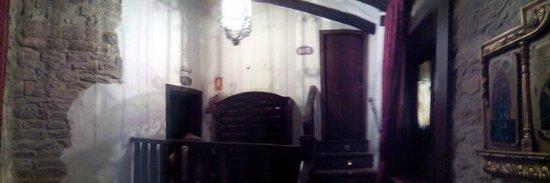 Hotel Afan de Rivera : Pasillo y nuestra puerta