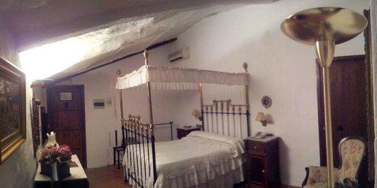 Hotel Afan de Rivera: Habitación