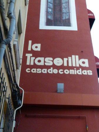 La Traserilla: Un buen bar restaurante, cocina moderna a buen precio