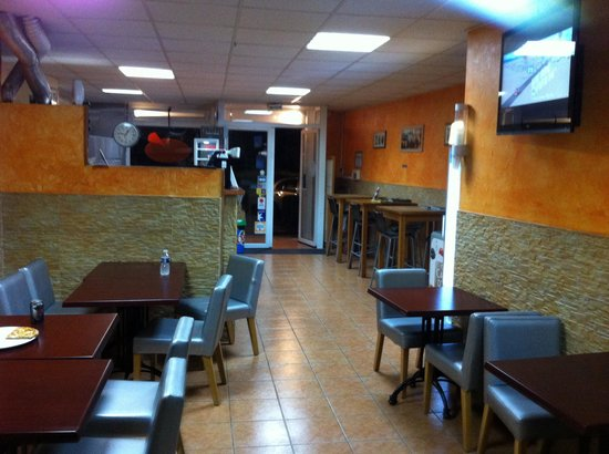 Pizza di roma goussainville restaurant avis num ro de for Piscine de goussainville