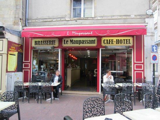 Brasserie Le Maupassant: Le Maupassant