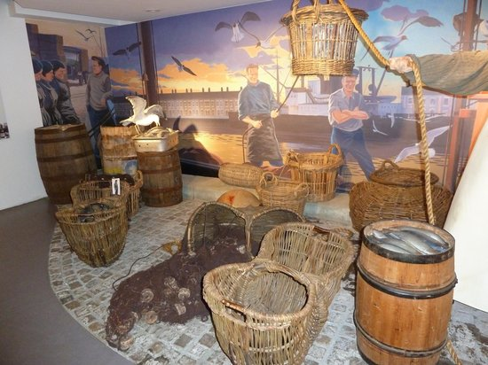 Time and Tide Museum: The wharf