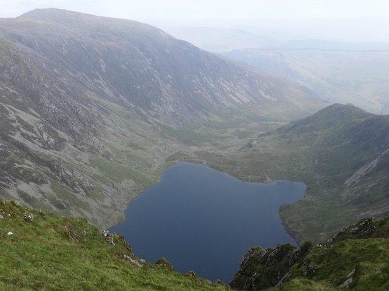 Cader Idris: Cwm Cau and Cadair Idris