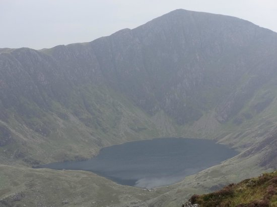 Cader Idris: Cwm Cau and Cadair Idris