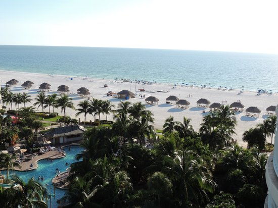 JW Marriott Marco Island Beach Resort: Lush grounds