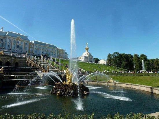 Alla Tours: Peterhof Palace