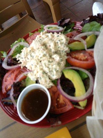 Mango Bistro : Neptune salad