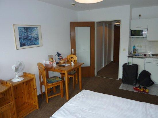 Vi Vadi Hotel: Room 121 on the 5th floor