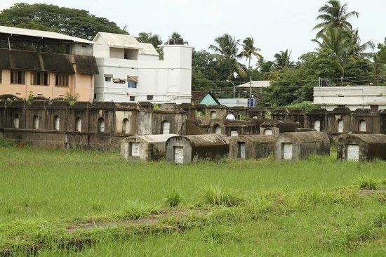 Jew Town : Jewish cemetery