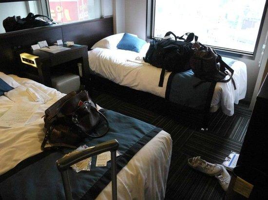 Shinjuku Prince Hotel: Very small rooms....