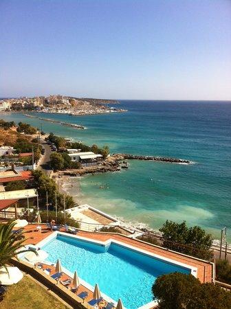 Miramare Resort & Spa: reception / bar pool