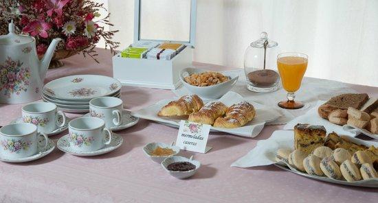 Nuestra Señora de Altagracia Hotel Boutique: Desayuno