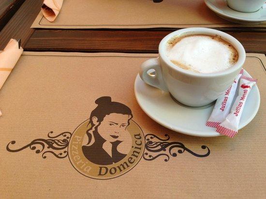 Pizzeria Domenica: Pizzeria Domencia Cappuccino