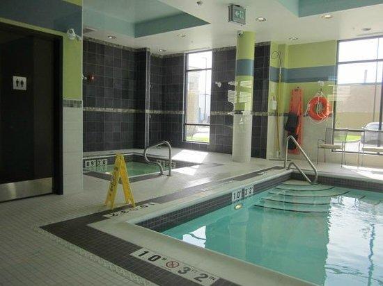 Hampton Inn by Hilton Winnipeg Airport/Polo Park: hot tub