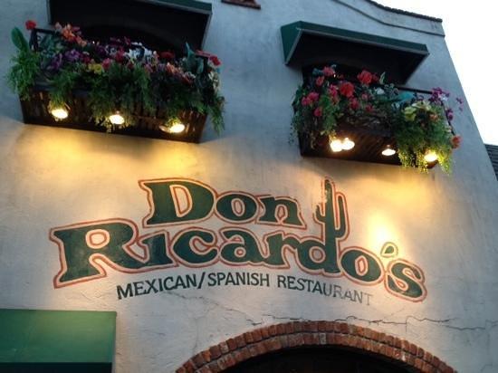 Don Ricardo's Restaurant : Don Ricardo's