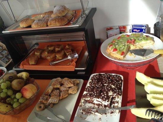 A Casa di Aurora: La colazione