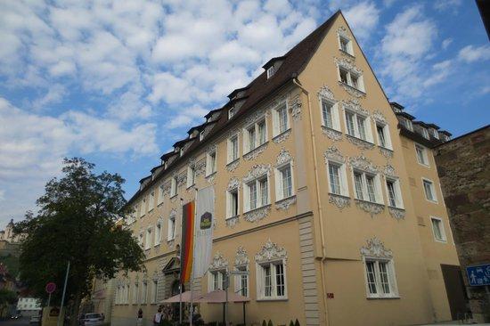 Hotel rebstock picture of best western premier hotel for Wurzburg umgebung hotel