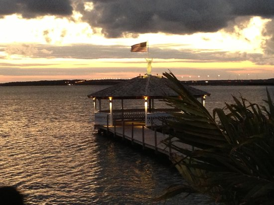 Fager's Island Restaurant & Bar: Another great day to be alive